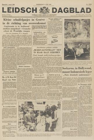 Leidsch Dagblad 1959-06-04