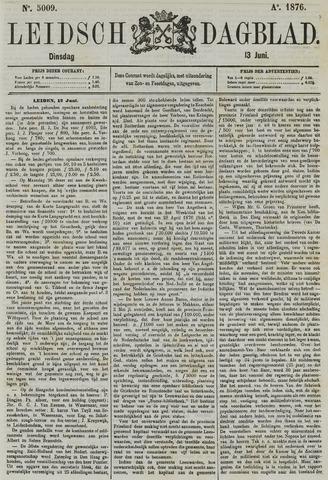 Leidsch Dagblad 1876-06-13