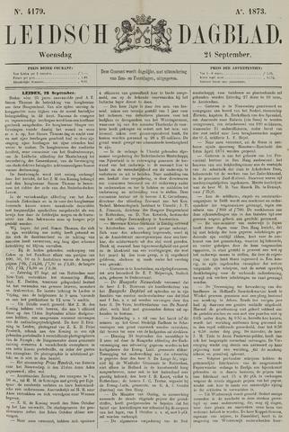 Leidsch Dagblad 1873-09-24