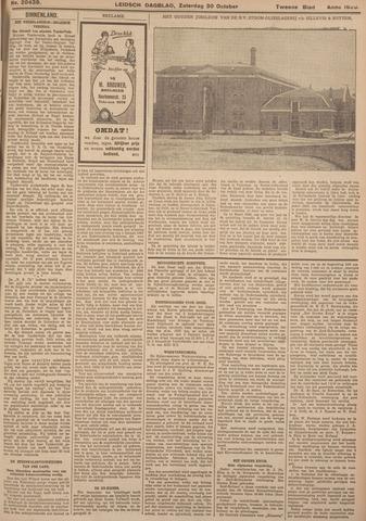 Leidsch Dagblad 1926-10-30