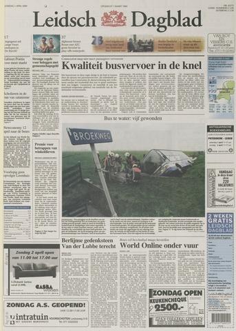 Leidsch Dagblad 2000-04-01