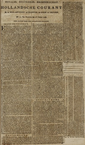 Leydse Courant 1795-10-30