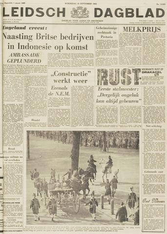 Leidsch Dagblad 1963-09-18