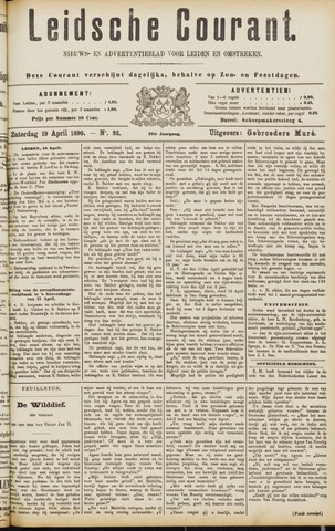 Leydse Courant 1890-04-19
