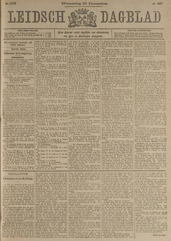 Leidsch Dagblad 1907-12-18