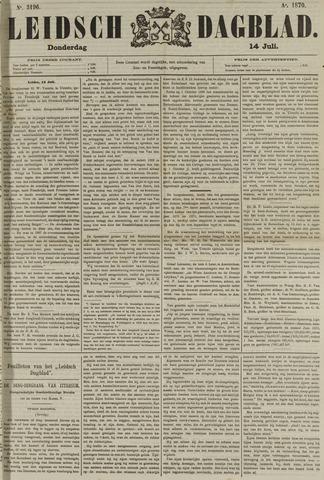 Leidsch Dagblad 1870-07-14