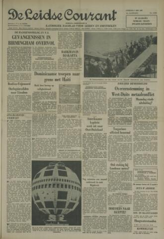 Leidse Courant 1963-05-07