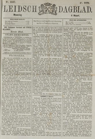 Leidsch Dagblad 1878-03-04