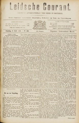 Leydse Courant 1889-07-09