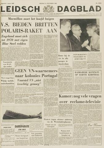Leidsch Dagblad 1962-12-21