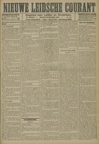 Nieuwe Leidsche Courant 1923-10-26
