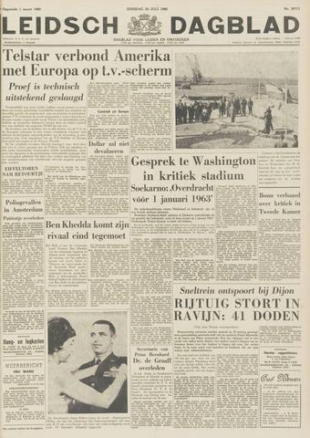 Leidsch Dagblad 1962-07-24