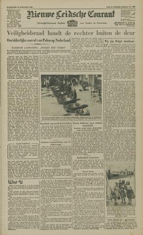 Nieuwe Leidsche Courant 1947-08-27