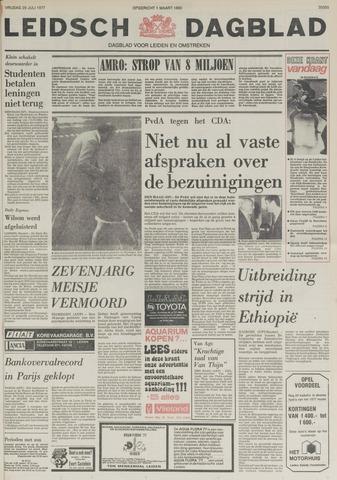 Leidsch Dagblad 1977-07-29