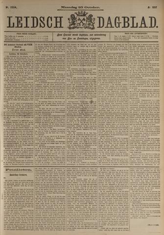 Leidsch Dagblad 1897-10-25