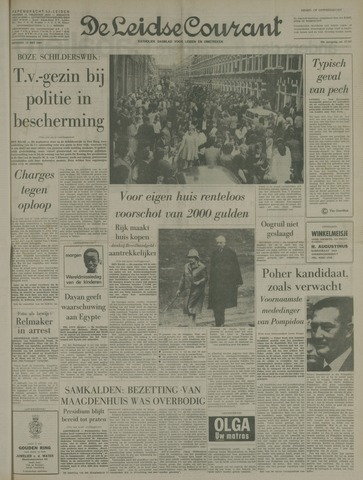 Leidse Courant 1969-05-13