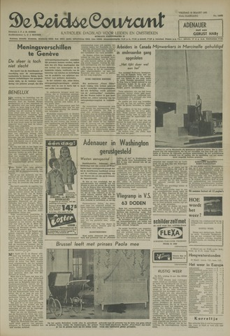 Leidse Courant 1960-03-18