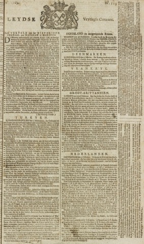 Leydse Courant 1769-10-13