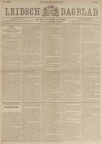 Leidsch Dagblad 1901-10-25