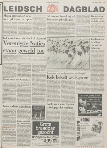 Leidsch Dagblad 1990-11-27