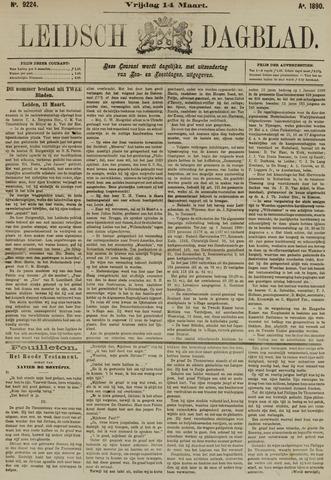 Leidsch Dagblad 1890-03-14
