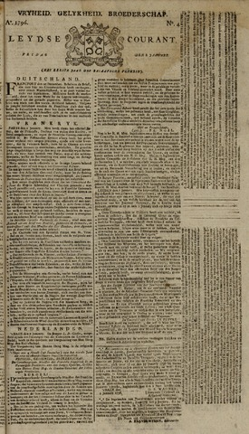 Leydse Courant 1796-01-08