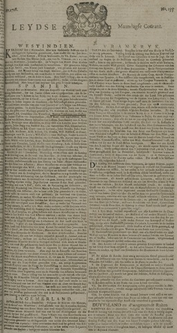 Leydse Courant 1728-12-27