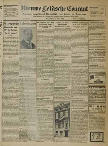 Nieuwe Leidsche Courant 1939-07-10