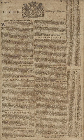 Leydse Courant 1758-03-06
