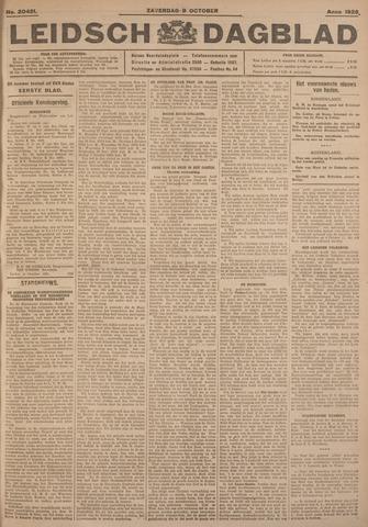 Leidsch Dagblad 1926-10-09