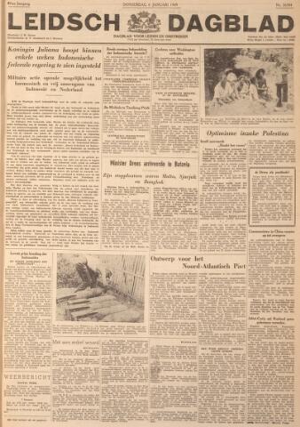 Leidsch Dagblad 1949-01-06