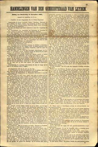 Handelingen van de Raad 1862-11-27
