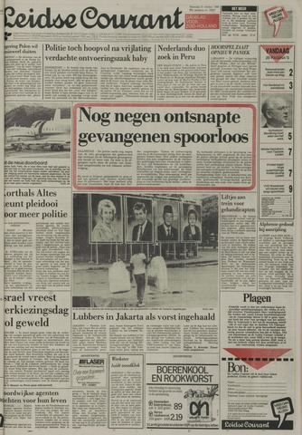 Leidse Courant 1988-10-31