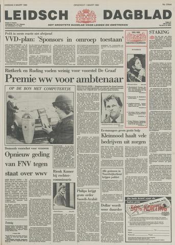 Leidsch Dagblad 1985-03-05