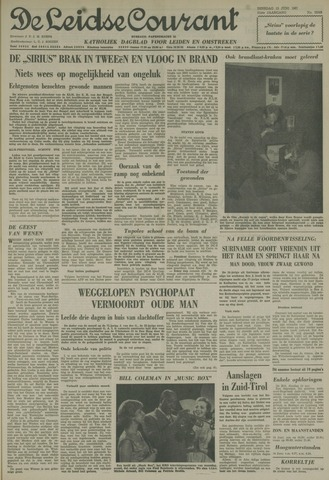 Leidse Courant 1961-06-13