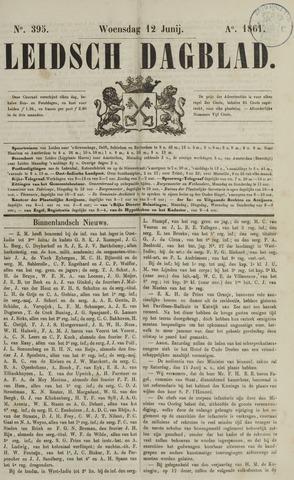 Leidsch Dagblad 1861-06-12