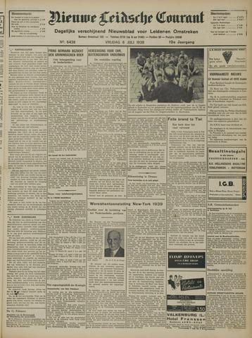 Nieuwe Leidsche Courant 1938-07-08