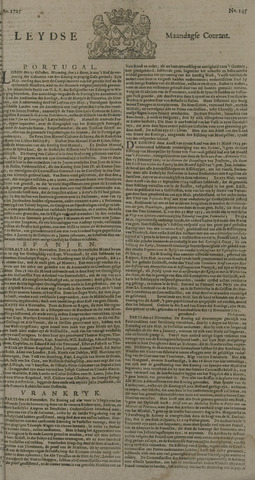 Leydse Courant 1725-12-03