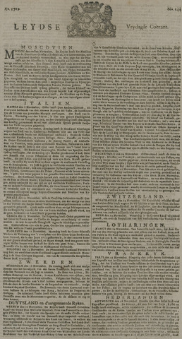 Leydse Courant 1729-12-02