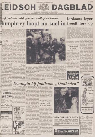 Leidsch Dagblad 1968-11-04