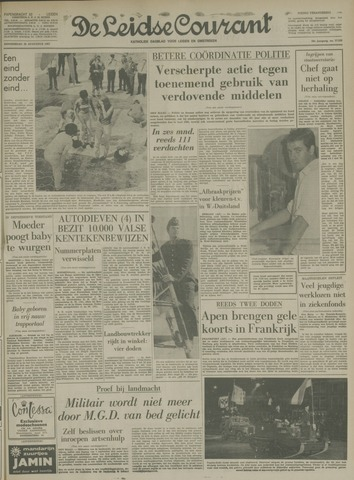 Leidse Courant 1967-08-24