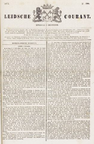 Leydse Courant 1873-12-09