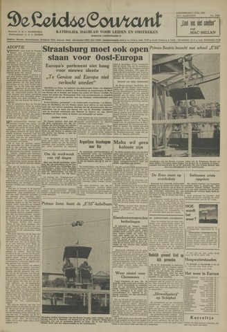 Leidse Courant 1955-07-07