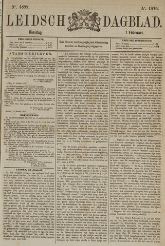 Leidsch Dagblad 1876-02-01