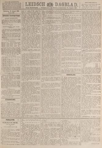 Leidsch Dagblad 1919-01-23