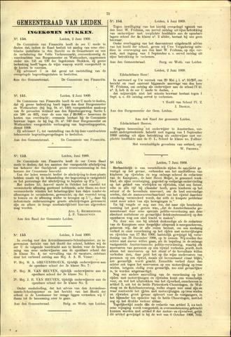 Handelingen van de Raad 1909-06-02