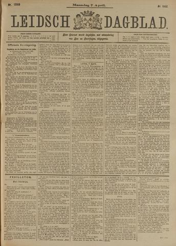 Leidsch Dagblad 1902-04-07