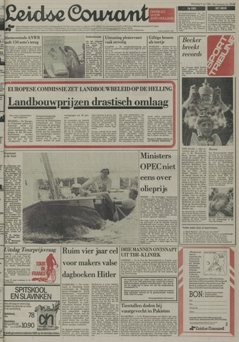 Leidse Courant 1985-07-08
