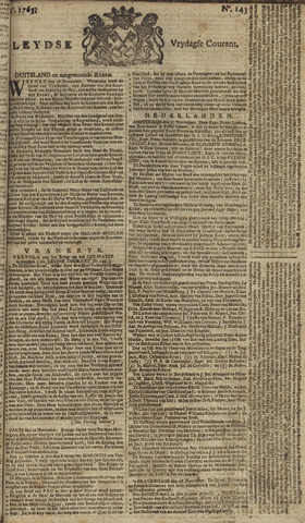 Leydse Courant 1765-11-29