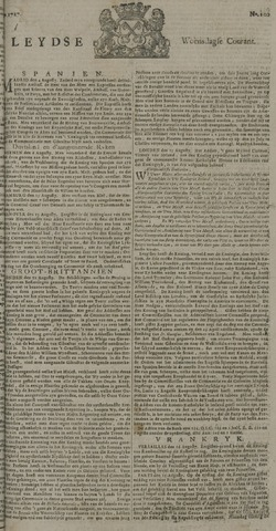 Leydse Courant 1727-08-20